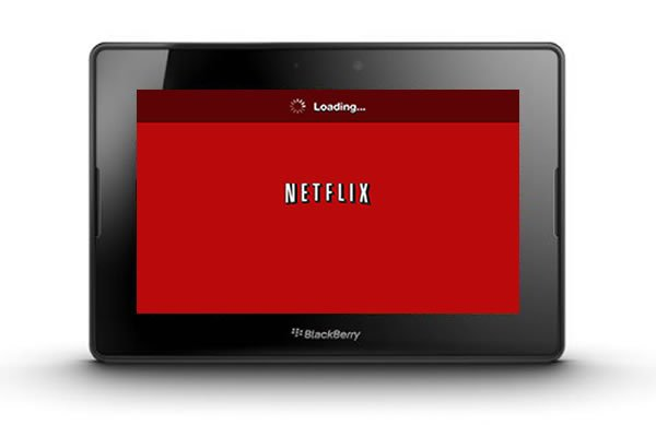Netflix Blackberry 10 Netflix para BlackBerry 10 (no oficial) disponible para descargar