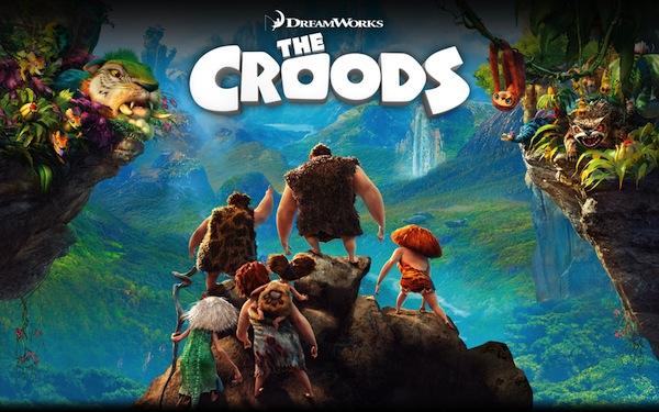 The Croods, el nuevo juego de Rovio estrena tráiler - The-Croods-Rovio