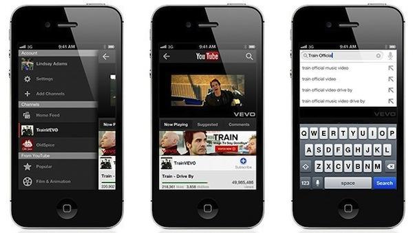 """Youtube para iOS se actualiza e integra la función """"Enviar a TV"""" - Youtube-para-iPhobe"""