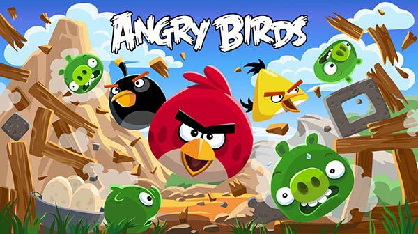 Angry Birds para iOS ahora es gratuito - angry-birds