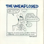 Matt Groening creador de Los Simpson, también diseñó para Apple - apple-the-unemployed-matt-groening