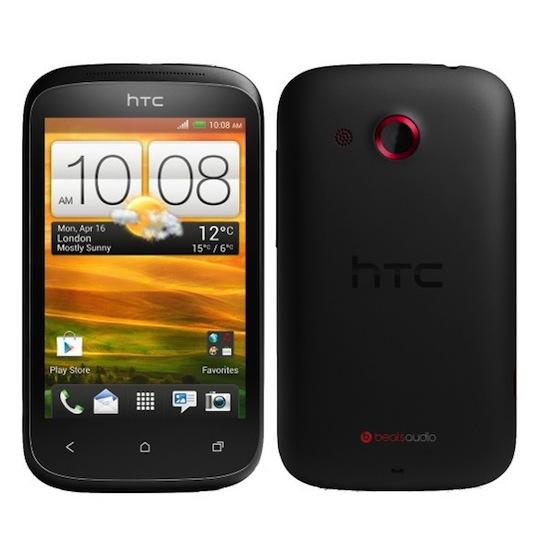 5 Smartphones de gama baja que no te puedes perder - htc-desire-c