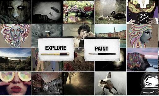 Saca el artista que llevas dentro con Psykopaint - psykopaint