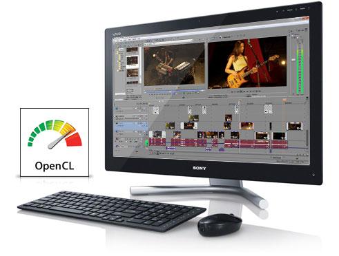 Editores de video para Windows - sony-vegas