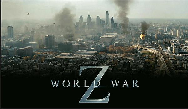 Guerra Mundial Z nos muestra otro tráiler con miles de zombis - world-war-z