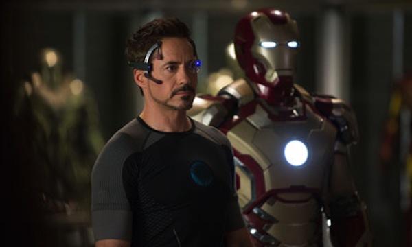 Iron Man 3 A Iron Man 3, el regreso del hombre de hierro [Reseña]