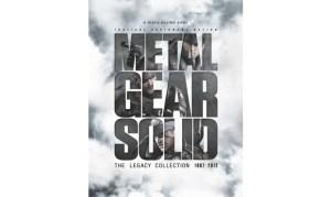 Metal Gear Solid: The Legacy Collection llegará a PS3 para celebrar el 25º aniversario del juego