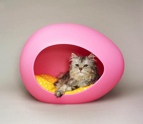 3 ingeniosos gadgets para tu gato - Peipod-kitty
