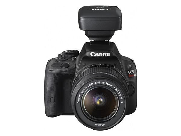 Canon lanza la EOS Rebel SL1, la cámara DSLR más pequeña del mundo - SL1