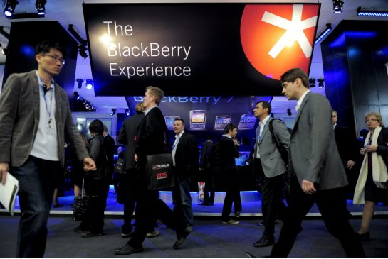 """Hoy inicia """"The Be Mobile Conference"""" de BlackBerry - blackberry_mobile"""