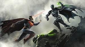 Tráiler de lanzamiento de Injustice: Gods Among Us, donde los superhéroes de DC se reparten golpes
