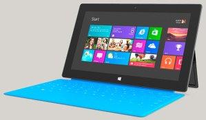 Microsoft Surface RT llegará a México en el mes de mayo