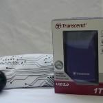 Disco Duro externo Trascend StoreJet 25H2 resistente a golpes y caídas [Reseña] - trascend2