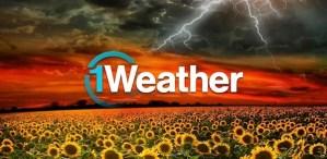 1Weather, genial aplicación para ver el clima en Android