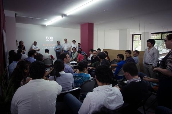 500 Mexico City presenta 18 nuevas startups en aceleramiento - 500-startups-mexico-spring-2013