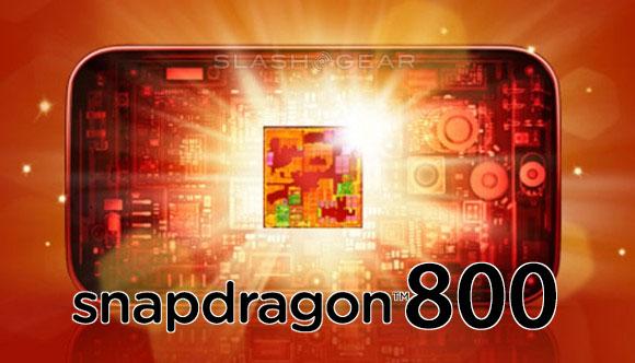 Qualcomm comienza a producir en masa el procesador móvil Snapdragon 800 - 800
