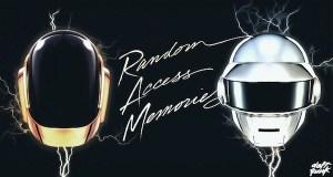 Random Access Memories de Daft Punk se filtra en la red