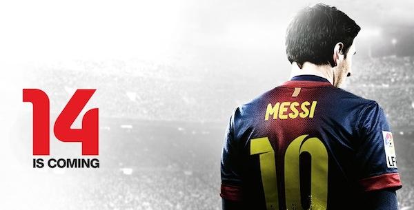 FIFA 14 será presentado por EA durante el evento del nuevo Xbox - FIFA-14