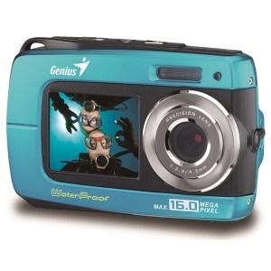 Genius G-Shot 510, una cámara digital resistente al agua