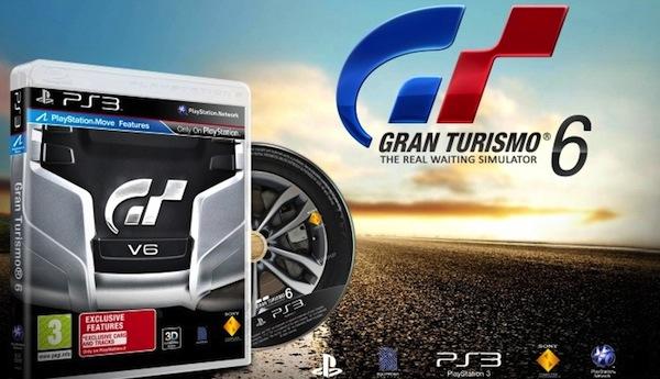 Gran Turismo 6 para PS3 saldrá en Navidad - Gran-Turismo-6-PS3