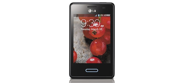LG lx4 LG presenta en México los nuevos Optimus L3X, L5X y L7X