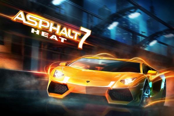 Asphalt 7: Heat está disponible en la App Store de iOS de manera gratuita y por tiempo limitado - asphalt-teaser
