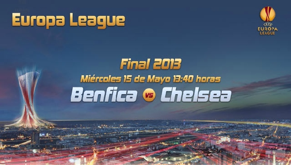 Ver Benfica vs Chelsea en vivo por Televisa, Gran Final (Europa League 2013) - chelsea-benfica-en-vivo-europa-league-2013