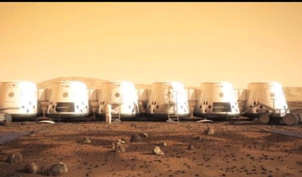 Miles de personas ya se alistaron al proyecto de Mars One para ir a Marte sin retorno - colonia-humanos-en-marte
