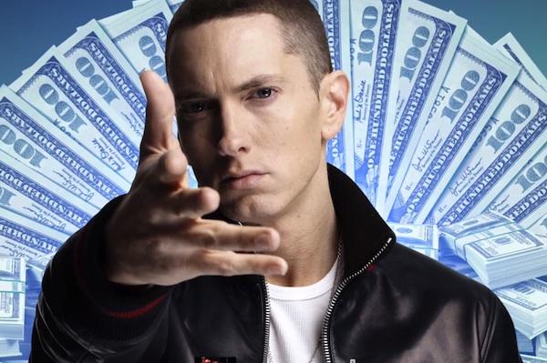 Eminem demanda a Facebook por uso indebido de su música - eminem-facebook