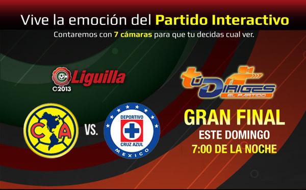 Cruz Azul vs América en vivo, Final Clausura 2013 - final-america-vs-cruz-azul-en-vivo