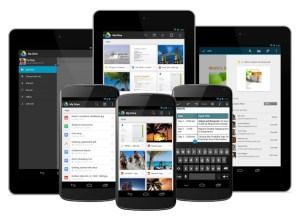 Google Drive mejora su interfaz móvil