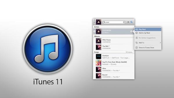 Apple actualiza iTunes a la versión 11.0.3 con interesantes mejoras - iTunes-11-0-3