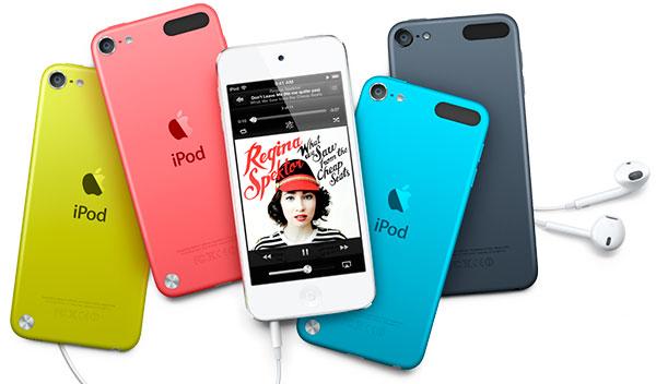 iPod Touch llega a las 100 millones de unidades vendidas - ipod-touch