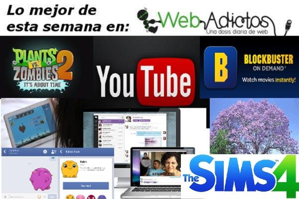 Youtube canales por suscripción, mejoras en Facebook messenger, juegos, aplicaciones y más [Resumen semanal] - lo-mejor-de-la-semana-webadictos