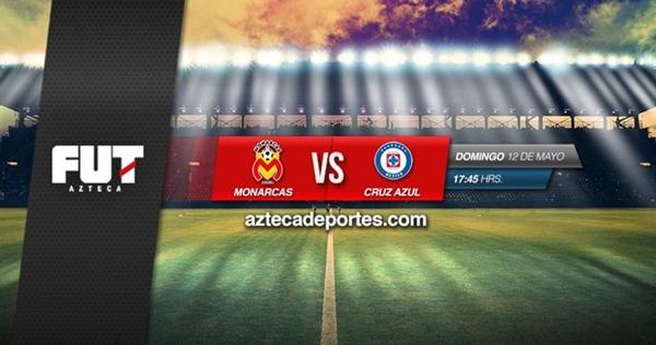 Ver Morelia vs Cruz Azul en vivo por Azteca, Cuartos de Final (Liga MX) - morelia-cruz-azul-en-vivo-cuartos-final-clausura-2013