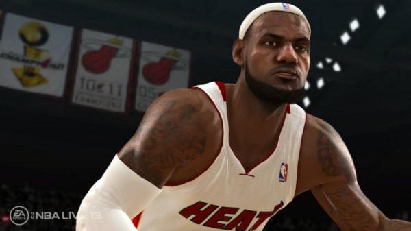 nba live 13 lebron1 600x337 NBA Live regresará en su edición 2014