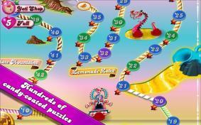 Candy Crush Saga, un juego altamente adictivo y multiplataforma - niveles-candy-crush-facebook