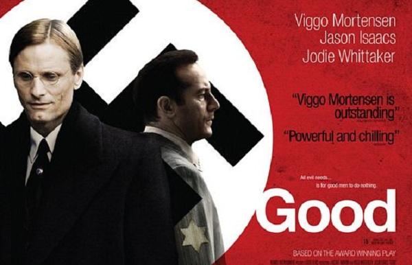 Película online Good, una muy buena historia de drama para disfrutar este domingo - pelicula-good-online