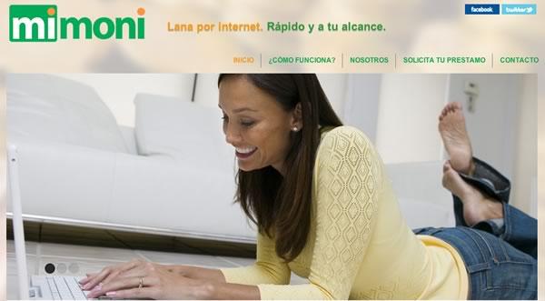 Obtener préstamos personales por internet es una realidad gracias a Mimoni.mx - prestamos-personales-internet