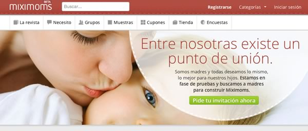 Miximoms.com, una red social para madres - red-social-mamas