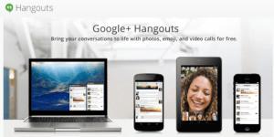 Descarga ya mismo Google Hangouts para iOS y Android