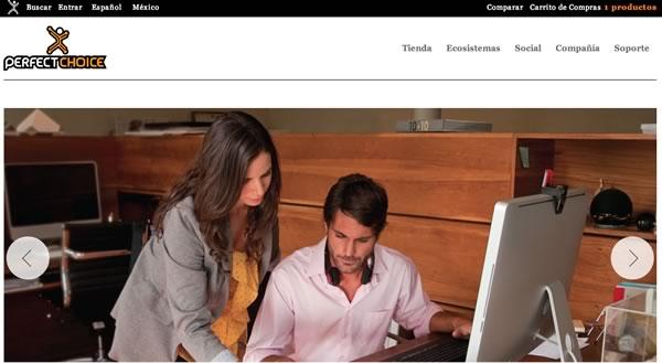 Perfect Choice lanza su tienda en línea en perfectchoice.me - tienda-online-perfect-choice