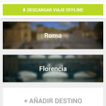 Planea las actividades de tu viaje con TouristEye - touristeye-travel