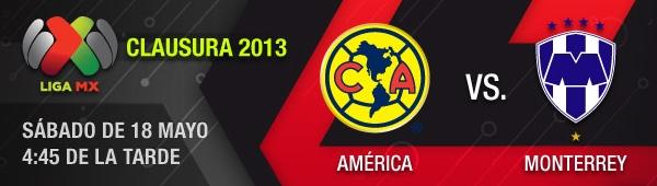 América vs Monterrey en vivo, Semifinal Clausura 2013 (Liga MX) - ver-america-monterrey-en-vivo-semifinal-clausura-2013