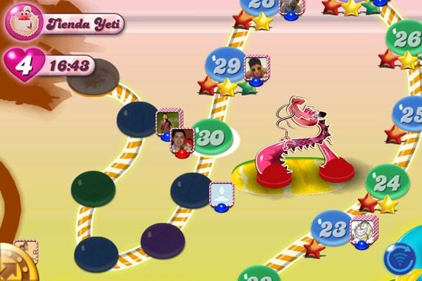 Trucos de Candy Crush Saga y guías para pasar los niveles en video - vidas-candy-crush-saga
