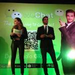 WeChat lanzado oficialmente en México - wechat-mexico-belinda