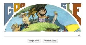 Doodle de Google hace homenaje a Maurice Sendak