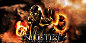 Scorpion de Mortal Kombat llega en DLC a Injustice: Gods Among Us a combatir con superhéroes