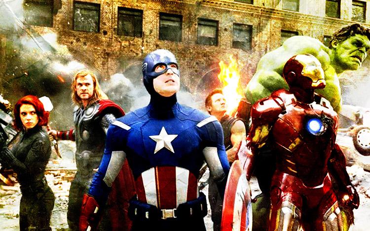 Los Vengadores confirma su trilogía y Robert Downey Jr. estará presente - avengers-2