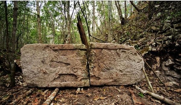 Descubren una antigua ciudad maya que asombra a los arqueólogos en Campeche - descubren-civilizacion-maya